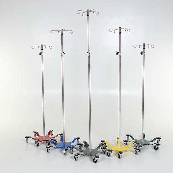Stainless Steel 6-leg spider IV Pole - Didage