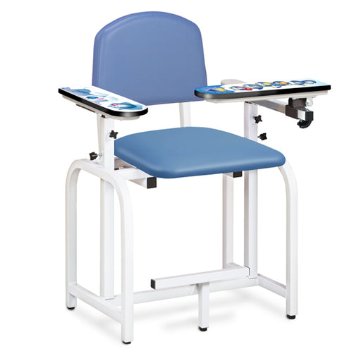 66011-AC Pediatric Series/Arctic Circle, Blood Drawing Chair