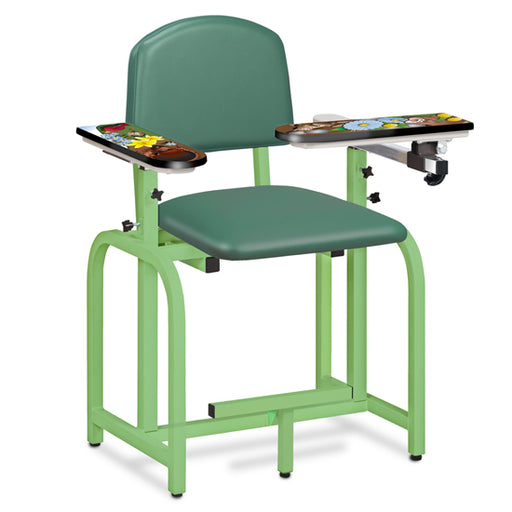 66011-SG Pediatric Series/Spring Garden, Blood Drawing Chair