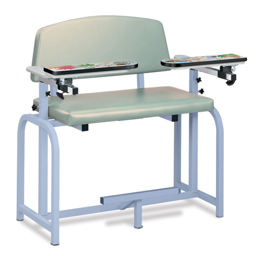 66099-AQ Pediatric Series/Aquarium, Extra-Wide, Blood Drawing Chair