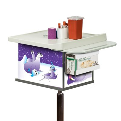 67231 Pediatric/Cool Pals Phlebotomy Cart