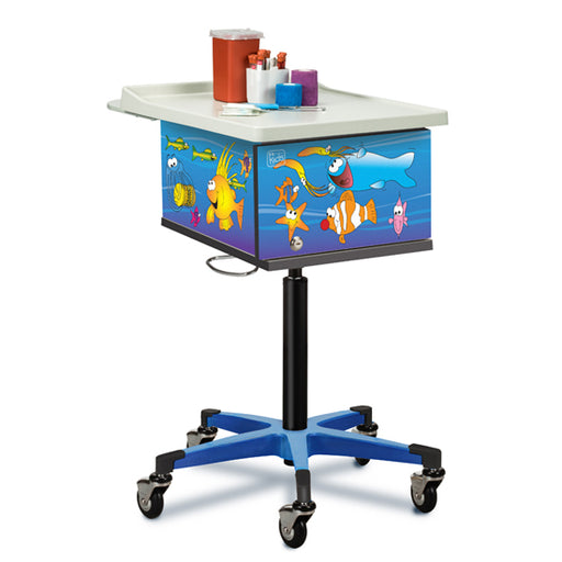 67236 Pediatric/Ocean Commotion Phlebotomy Cart
