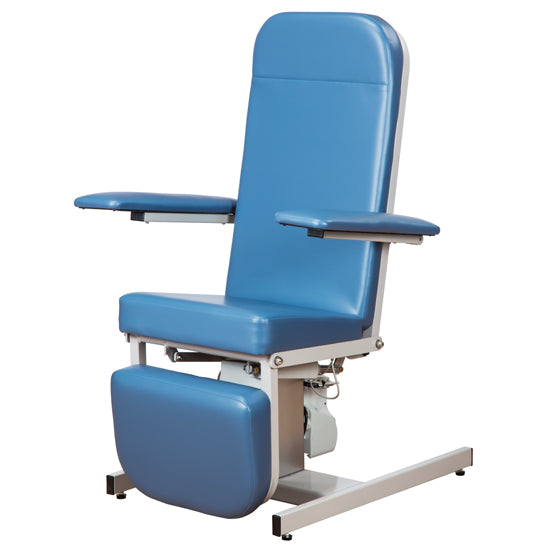 6810 Recliner Series Hi-Lo Blood Drawing Chair