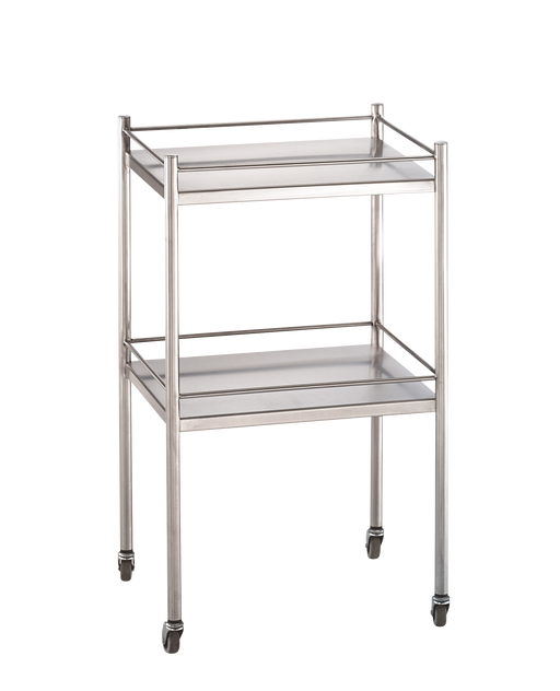 Blickman Allen Two Shelf Utility Cart-Blickman