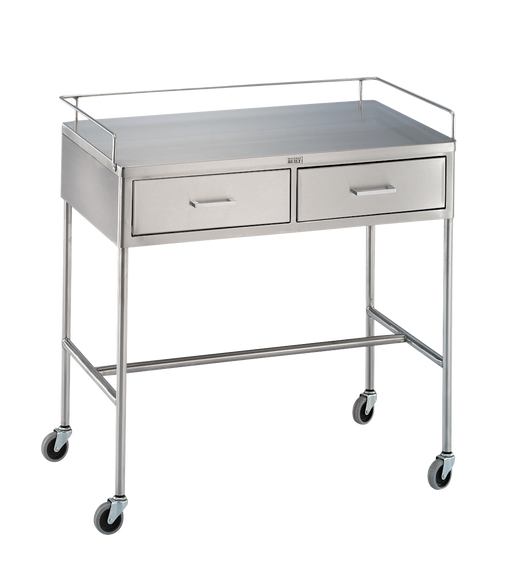 Blickman Crescent Utility Table-Blickman