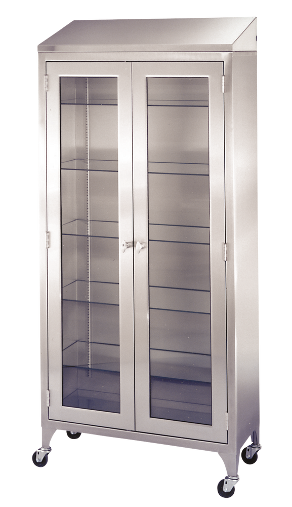 Paul freestanding instrument/storage cabinet - Didage