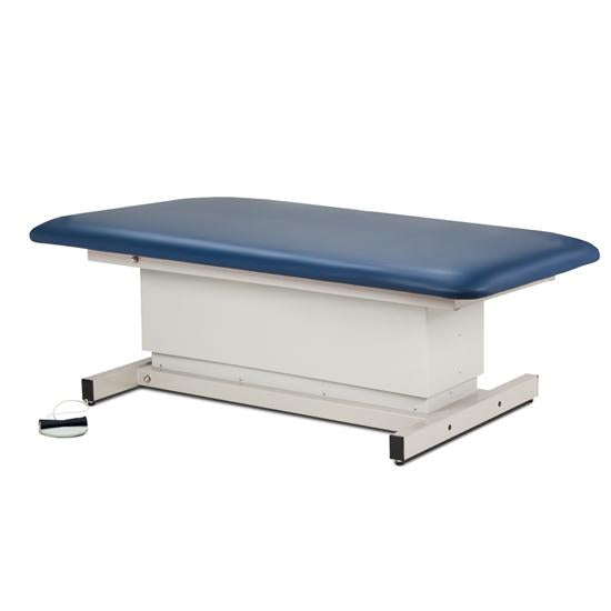84108-40 (Bariatric) Shrouded, Extra Wide, Bariatric, Straight Top Power Table