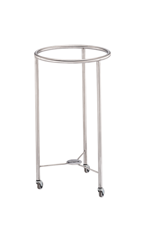 Round Stainless Steel Hampers - Didage