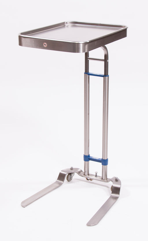 Benjamin Stainless Steel Mayo Stand-Blickman