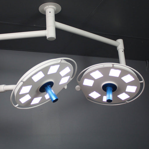 Galaxy 8×4 Dual Ceiling Mounted Surgical Light - Didage