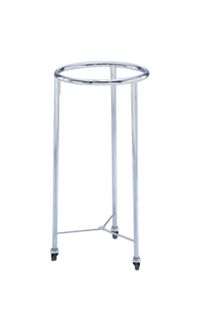 Round Stainless Steel Hamper - Didage