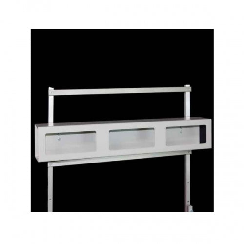 Horizontal Glove Box Holder(BH-3H)-Waterloo Healthcare