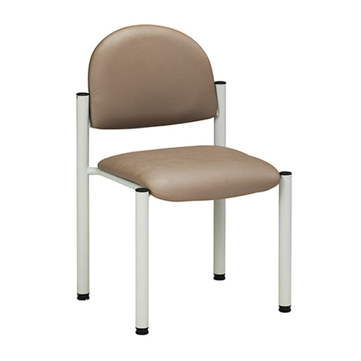 C-40G Gray Frame Chair/No Arms