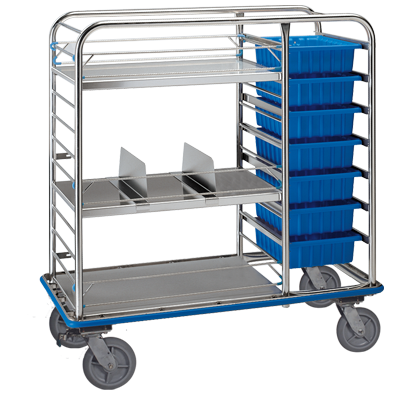 CDS-177 Central Supply Cart