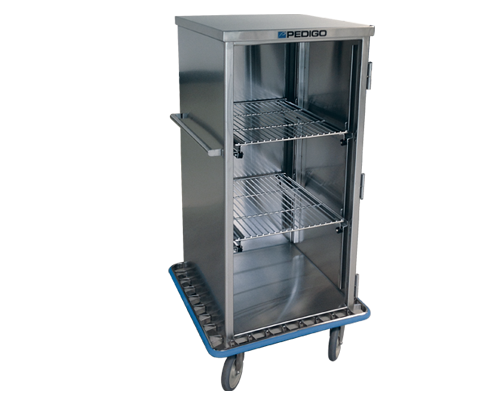 CDS-233 Closed Surgical Case Cart