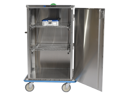 CDS-235 Closed Surgical Case Cart