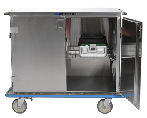 CDS-242 Closed Surgical Case Carts