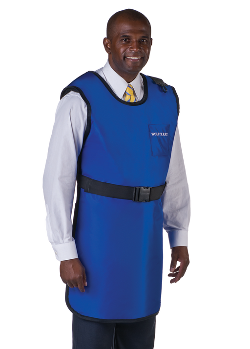 Light Weight Lead X-Ray Coat Apron with X-Ray Thyroid Collar
