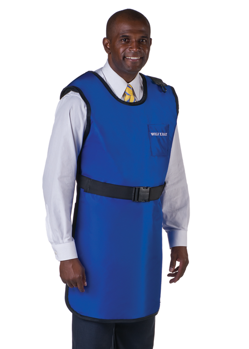 Lead Free X-Ray Coat Apron with X-Ray Thyroid Collar