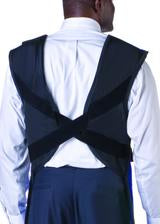 Light Weight Lead X-Ray Coat Apron- back