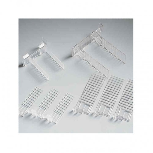 Long or Short, Clear Plastic Dividers(DIV-10L) - Didage