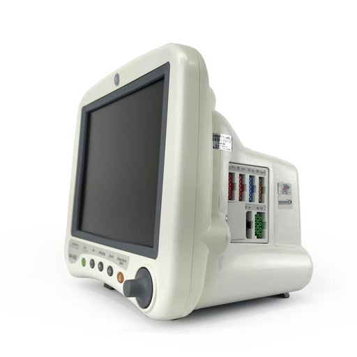 GE Dash 4000 Patient Monitor side view