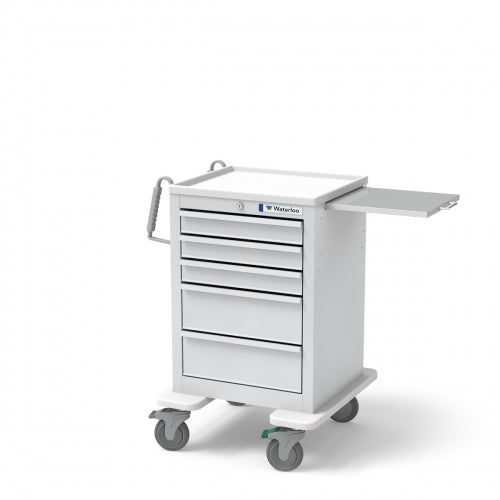 5-Drawer Short (ESGKU-33366-LTG)-Waterloo Healthcare