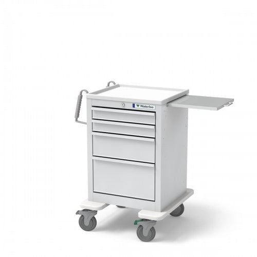 4-Drawer Short (ESGKU-3369-LTG)-Waterloo Healthcare