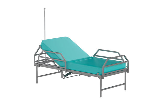 Emergency Hospital Bed Frame and Mattress