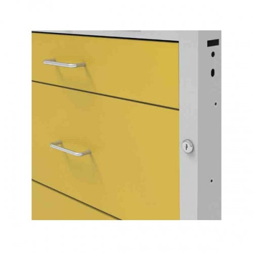 Steel Cart Gate Lock (GLK) - Didage