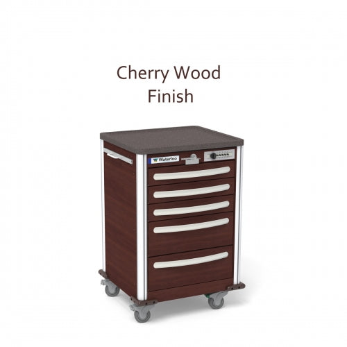 5-Drawer Junior Short (JSHSA-33366-CHY)-Waterloo Healthcare