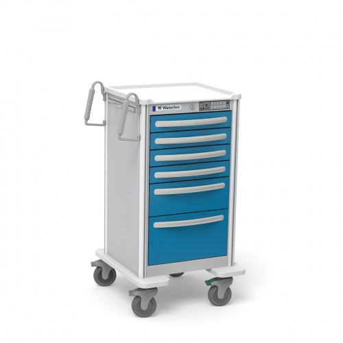 6-Drawer Junior Tall (JTGEA-333369-ELB)-Waterloo Healthcare