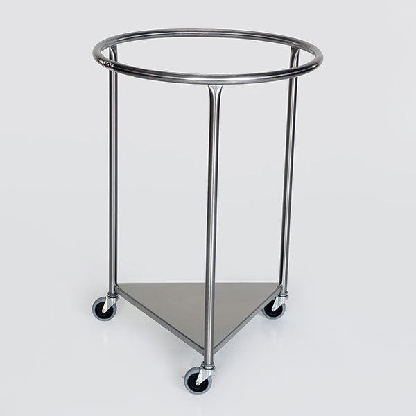 Stainless Steel Round Hampers - Didage