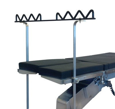 Double Picket Fence Leg Holder-MidCentral Medical
