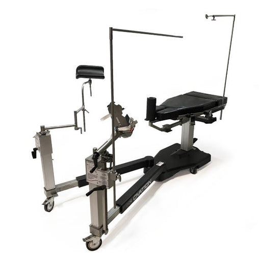 Mizuho OSI 6310 Ovation Trauma & Fracture Operating Room Table Refurbished