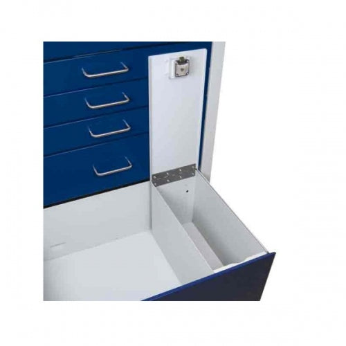 Deep Drawer Security Box (NARC-BOX)-Waterloo Healthcare
