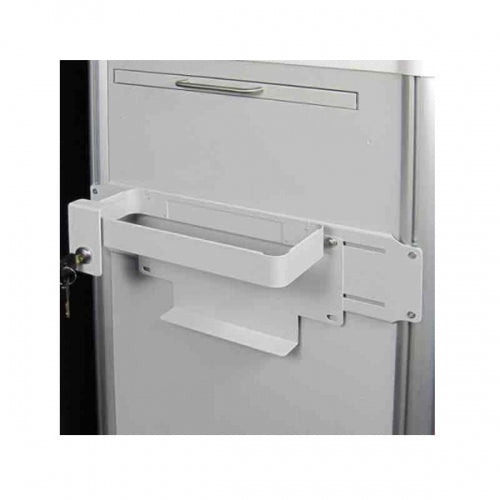 Locking Sharps Container Mounting Bracket (SB-2L) - Didage