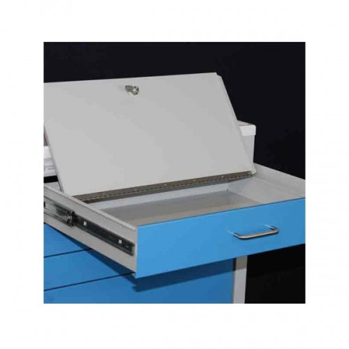 Full Drawer Locking Security Box(SD-3F)-Waterloo Healthcare