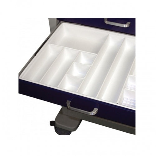 White Plastic Tray with Configured Bins(TT-1A)