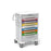 9-Drawer X-Tall PEDIATRIC Cart (UXGLA-9PEDS)-Waterloo Healthcare