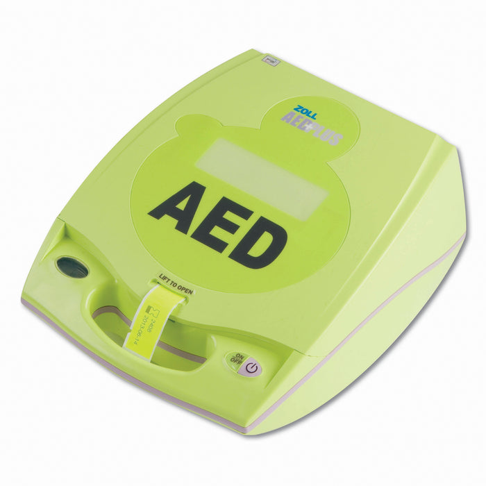 Zoll AED Plus with Real CPR Help