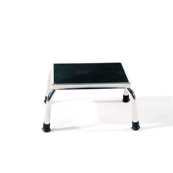 Chrome Step Stool-MidCentral Medical