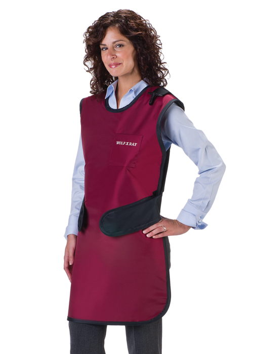 Easy Wrap Lead X-Ray Apron with Regular Lead-Wolf X-ray