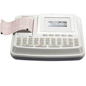 SE-601A 6-Channel ECG Machine