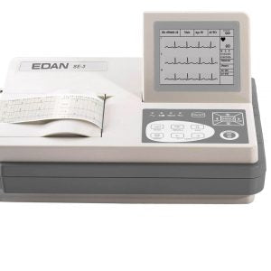 SE-3 ECG Machine (Wide Screen)