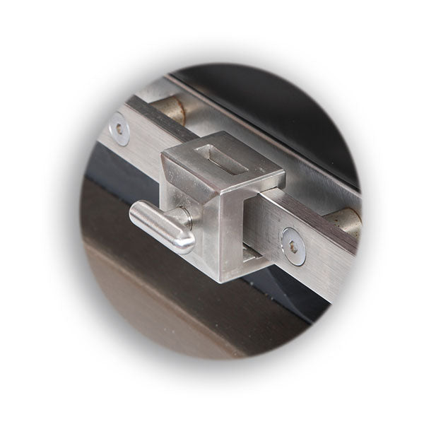 Stainless Steel Side Rail Socket - Didage