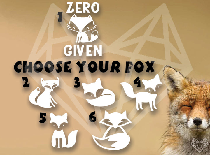 ZERO FOX GIVEN 6IN