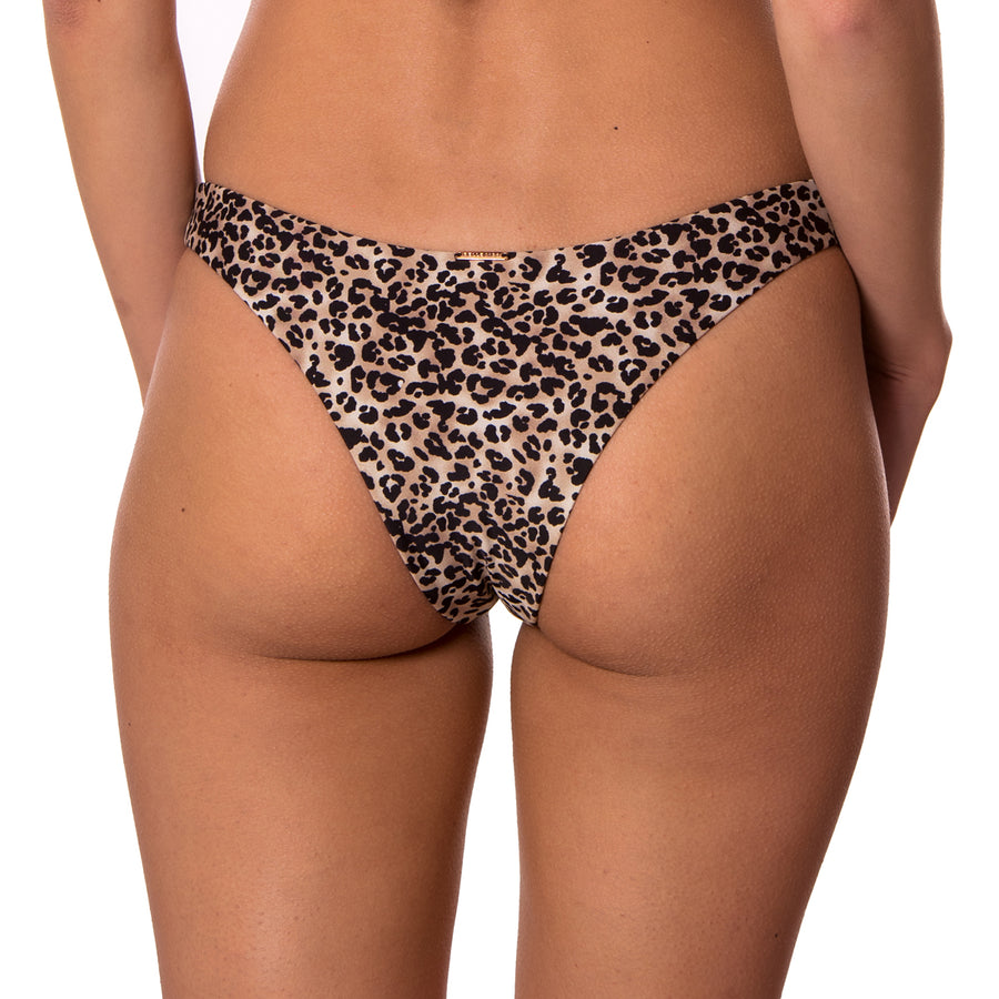 Bottom Leopardo Clásico