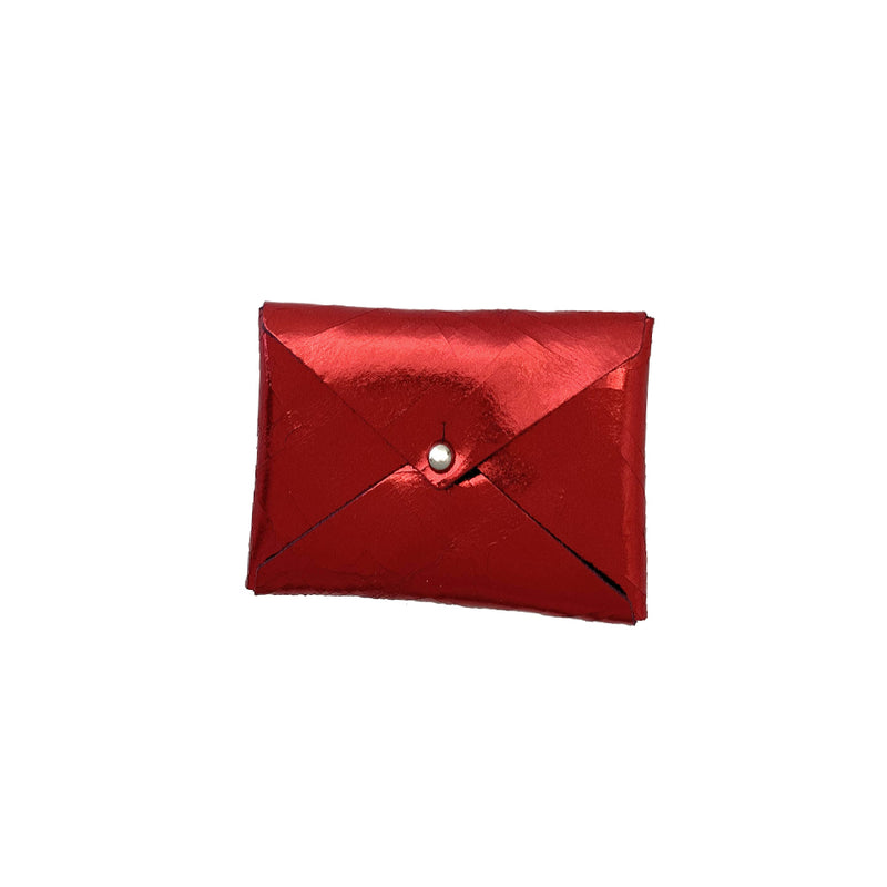 LIMITED EDITION FOIL CHERRY ZIP SMALL