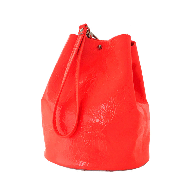 SPARKLE DOUBLE FACED BUCKET BAG